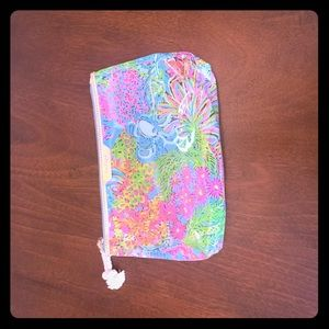 Lily Pulitzer Cosmetic Bag